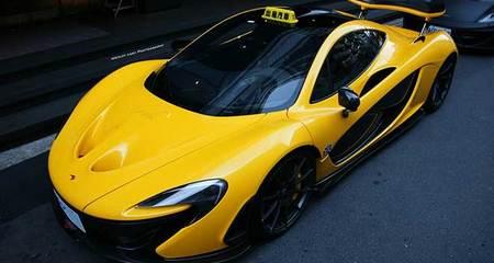 Trò vui mới của đại gia: Biến siêu xe triệu đô thành taxi