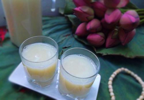 Các món ngon, hấp dẫn từ sen trong mùa hè