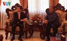 Chủ tịch nước trao đổi về Biển Đông với TBT, Chủ tịch nước Lào