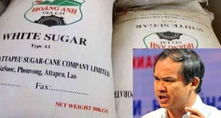 Áp thuế 2,5% với 50.000 tấn đường từ Lào
