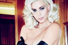 """""""Siêu vòng 3"""" chụp ảnh nude giống Marilyn Monroe gây sốc"""