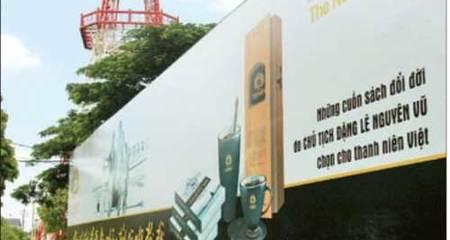 Thu hồi quảng cáo Trung Nguyên vì  'chủ tịch' gây hiểu nhầm