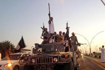 Tiết lộ sốc: IS chiếm được hàng nghìn thiết giáp Humvee