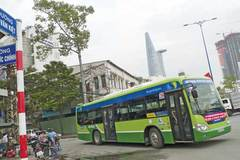 Thêm 124 triệu USD cho xe buýt TP Hồ Chí Minh
