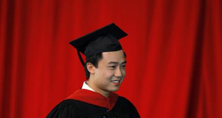Đại học Mỹ đang 'nghiện' sinh viên Trung Quốc