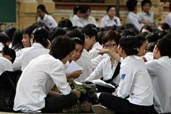 """Nộp hồ sơ """"chậm"""", học sinh trường Trần Phú vẫn được tuyển thẳng"""