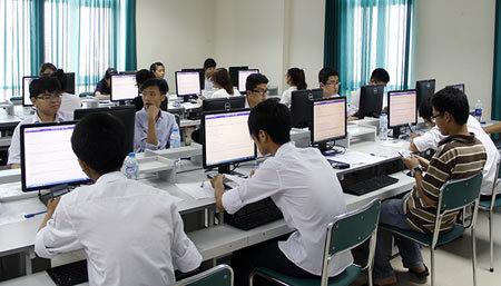 Xuất hiện thí sinh đạt 124 điểm thi đại học