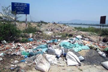Đà Nẵng: Đại gia ôm đất vàng 10 năm làm bãi rác