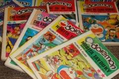 Những bộ truyện tranh gắn liền với thời thơ ấu