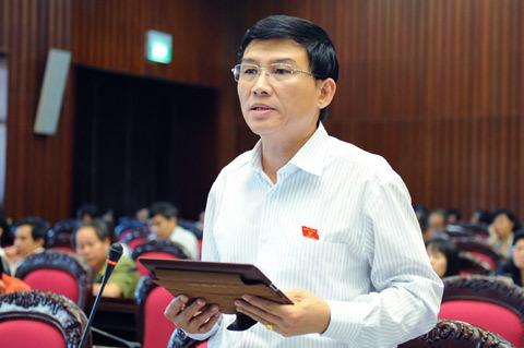 luật Tổ chức Chính phủ, tham nhũng, thứ trưởng, Chu Sơn Hà, Nguyễn Bá Thuyền, bộ trưởng