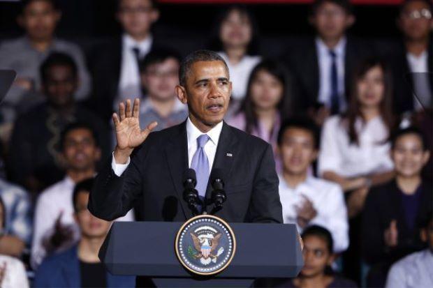 Ông Obama: TQ cần chấm dứt cải tạo ở Biển Đông