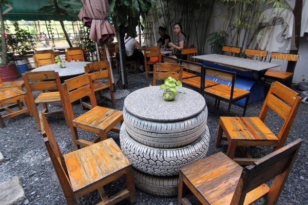 quán cà phê, cà phê Sài Gòn