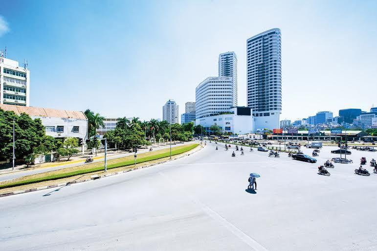 Tòa nhà Indochina Plaza Hanoi ,Gaw Capital Partners,Vietnam Sotheby's International Realty,