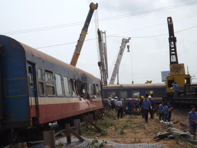 """BT Thăng: """"Xảy ra tai nạn đường sắt, không được đổ lỗi cho dân!"""""""