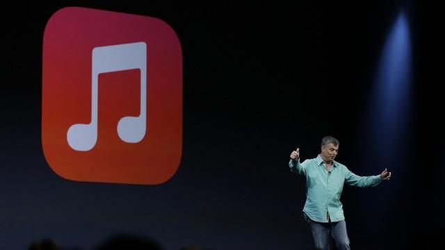 Dịch vụ nghe nhạc của Apple ra mắt trong tuần sau, giá 10 USD/tháng