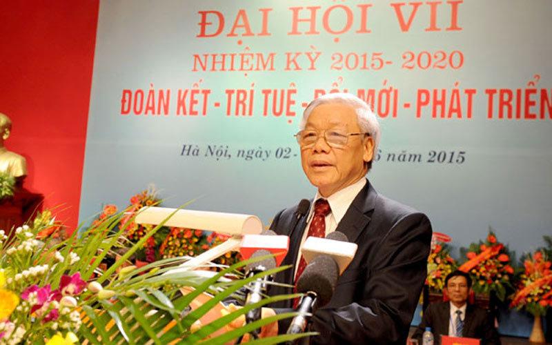 Tổng bí thư đặt hàng trí thức phản biện chính sách Đảng