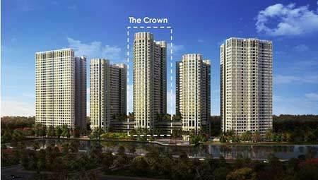The Crown - vừa để ở vừa đầu tư sinh lời