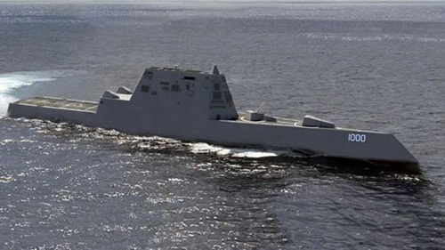 Xem vũ khí tối tân Mỹ đưa tới châu Á đối phó TQ - 5