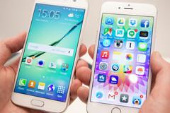 """Thêm bằng chứng Galaxy S6 """"thất thế"""" trước iPhone 6"""