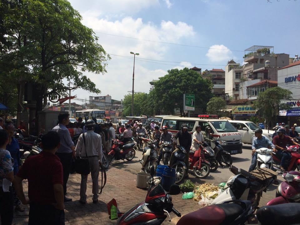 Hà Nội: Một phụ nữ tử vong giữa trưa, nghi vì nắng nóng