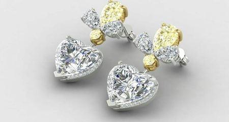 Dũng lò vôi tặng vợ đôi hoa tai hơn 1 triệu USD