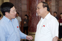 QH họp kín nghe Phó Thủ tướng báo cáo về Biển Đông