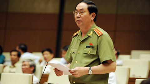 Trần Đại Quang, Nguyễn Hòa Bình, công an, bức cung, nhục hình, oan sai, Nguyễn Thanh Chấn