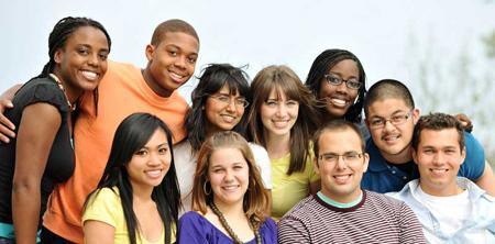 gốc Á, đại học Mỹ, châu Á, đa dạng