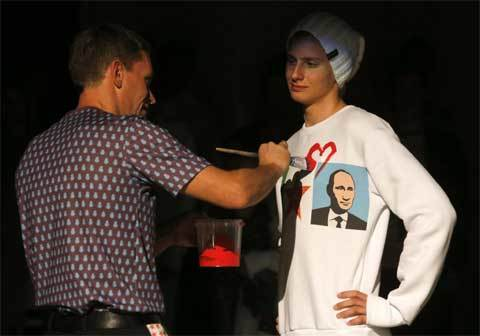 Putin, mến mộ, dân Nga