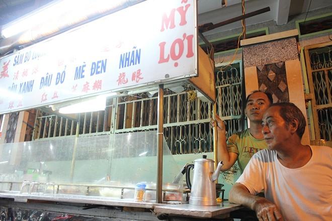 chè, chè Sài Gòn, chè người Hoa