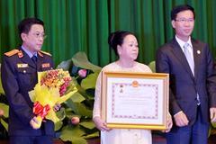 TPHCM: Khen thưởng cấp Nhà nước cho nhiều cá nhân, tập thể