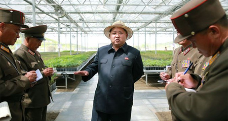 Thế giới 24h: Tân Bộ trưởng Quốc phòng Triều Tiên lộ diện?