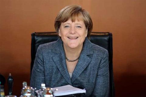 Thủ tướng Đức, so sánh, máy giặt, Facebook