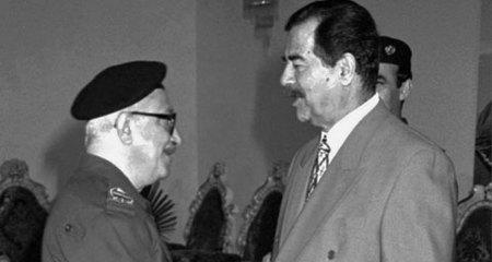 Gương mặt nổi bật nhất thời Saddam qua đời