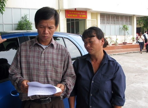 7,2 tỷ đồng, bồi thường, ông Chấn, ngân sách