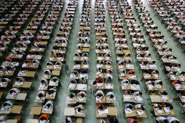 tuyển sinh, đại học, Trung Quốc, Gaokao, thí sinh