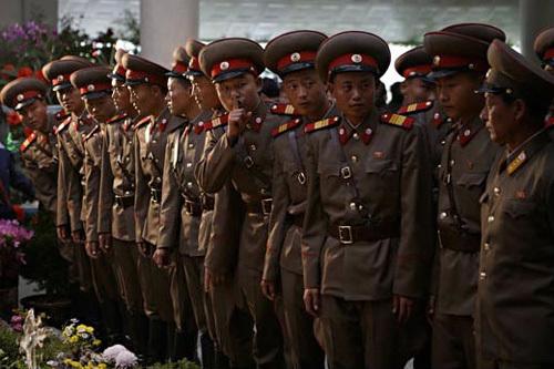 Đất nước, bí ẩn, Time, Triều Tiên