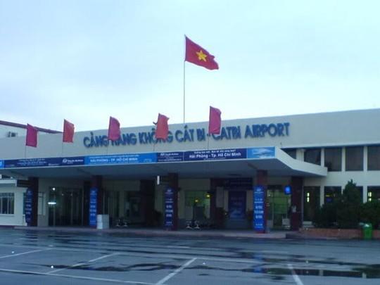 sân bay, Cát Bi, sét đánh, cảng hàng không