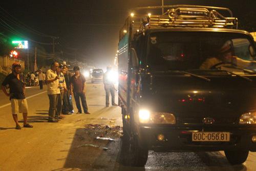 tai nạn, tông xe, Biên hòa, tử vong
