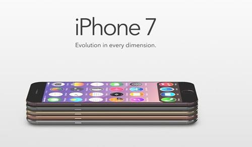 iPhone 7, iPhone mới