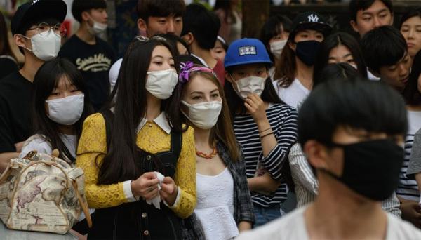 MERS, Hàn Quốc, dịch bệnh