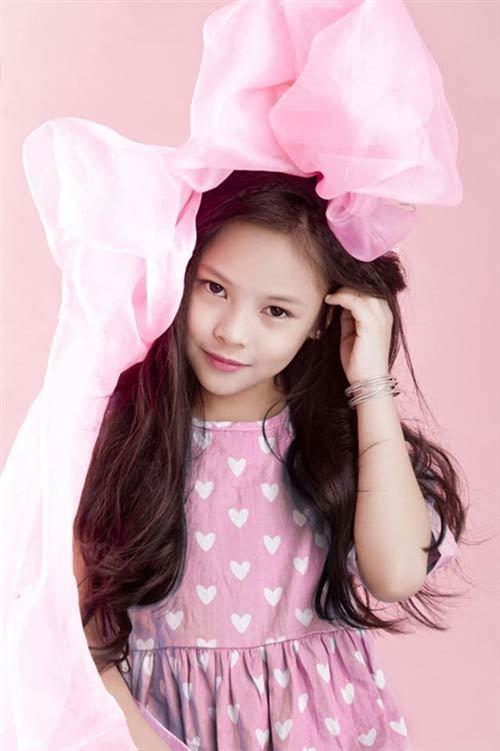 3 bé gái Việt là mẫu nhí đình đám nhất hiện nay