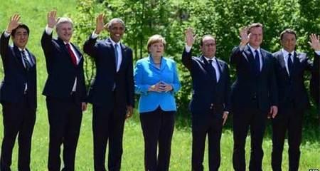 G7 quyết tiếp tục trừng phạt Nga