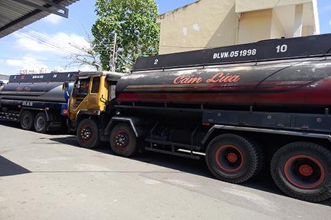 Thiết kế hầm bí mật để trộm xăng dầu ở TP.HCM - 1