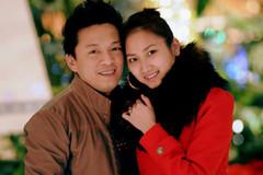 Vợ chồng Lam Trường tung clip tăng động