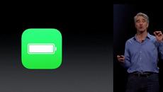 iOS 9 sẽ giúp cải thiện pin iPhone đáng kể