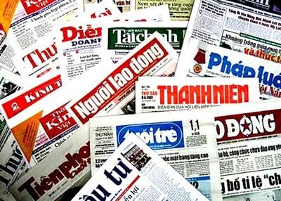 Tự do báo chí không phải là vô hạn