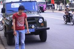 Băng cướp giật gây xôn xao tại Đà Lạt