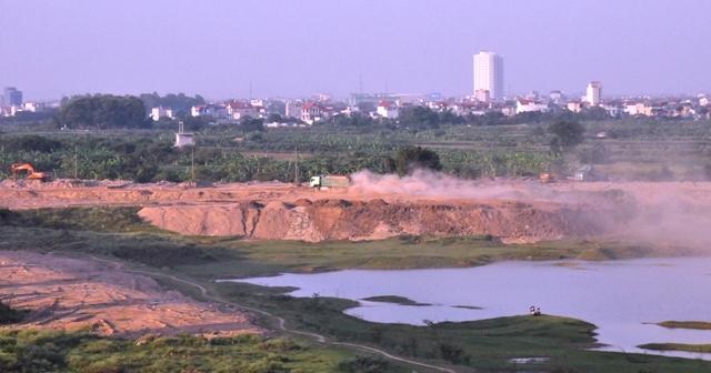 sông Hồng, dự án, hành lang thoát lũ, Long Biên...