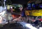 Hà Nội: Va chạm với ô tô, vợ chồng trẻ bị đánh chảy máu mặt - ảnh 8